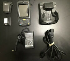 New ListingSymbol Barcode Scanner Ices/Nmb-003 Class B w/Charging Station and Battery