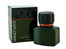 PROFUMO POLO EXPLORER U. RALPH LAUREN EDT EAU DE TOILETTE 40 ML. ATOMISEUR SPRAY