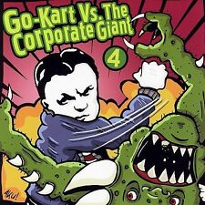 Go-Kart vs. Corporate Giant, Vol. 4 CD ten foot pole GASLIGHT ANTHEM cougars
