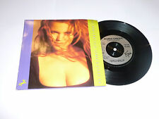 "BELINDA CARLISLE - Leave A Light On - Scarce Silver Label 1989 UK 7"" Single"
