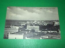 Cartolina Leuca ( Lecce ) - Panorama Lato Ovest 1935