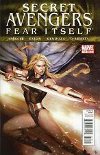 Secret Avengers #14 Comic Book Fear Itself - Marvel