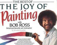 Bob Ross Book - Best of Joy of Painting - A Kowalski