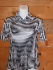 Ladies Twenty One Striped Shirt, Size Medium, REALLY CUTE!