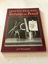 DRAWING REALISTIC TEXTURES IN PENCIL-PAPERBACK BOOK