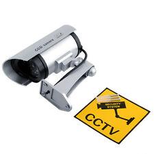 Finta Sicurezza Videocamera - finta CCTV videocamera + Gratis TVCC Adesivo