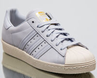 adidas Originals Wmns Superstar 80s Women New Sneakers Aero Blue Shoes B41520