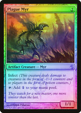 Plague Myr FOIL Mirrodin Besieged PLD Artifact Uncommon MAGIC CARD ABUGames