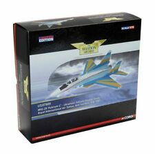 CORGI - MIG-29 'FULCRUM-C'  UKRAINIAN FALCONS DISPLAY TEAM FAIRFORD 1997  -1:72