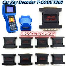 Car Key Programmer T-300 Newest Version V16.8 Diagnostic Service Tool T-CODE New