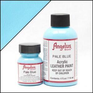 Angelus Pastell Blau (176) Acryl Lederfarbe 29,5ml (20,17€/100ml) Pumps