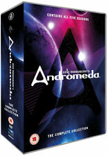 ANDROMEDA - Complete Season Series 1-5 Collection Boxset NEW DVD