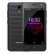 Homtom HT26 4G Mobile 8GB MTK6737 4-Core Android 7.0 Unlocked Smart Phone 4.5""