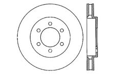 Disc Brake Rotor-High Performance Drilled And Slotted Centric 127.65100R