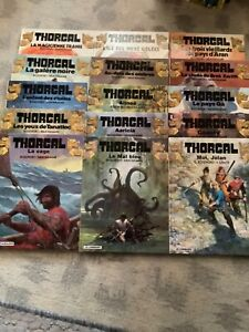 Lot Albums Thorgal