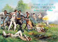 """Molly Pitcher, Battle of Monmouth, 1778"" Don Troiani Revolutionary War A/P"