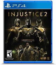 Injustice 2 Legendary Edition (PlayStation 4 / PS4) BRAND NEW/ Region Free