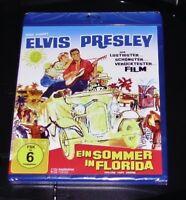Ein Été En Florida Avec Elvis Presley blu ray Expédition Rapide Neuf & Ovp