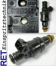 Buse d'injection Bosch 0280150921 AUDI COUPE 2,8 078133551 nettoyé & examiné