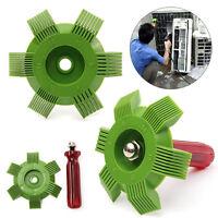 HVAC / AUTO Enderezador peine radiador Alisador aire acondicionado y condensa*ws