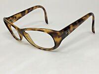 RAY-BAN RB4061 642/57 Sunglasses Frame Italy 55-15-135 Tortoise Crystal N659
