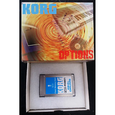 KORG FMC-PCM01 Expansion Card for PA80-Real Drums