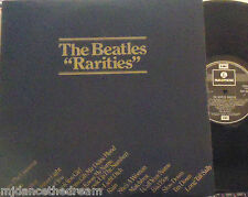 BEATLES - Rarities ~ VINYL LP PROMO