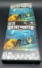 Silent Hunter III (PC, 2005) BOX ONLY