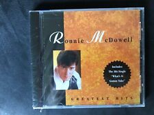 Ronnie McDowell - Greatest Hits  FACTORY SEALED
