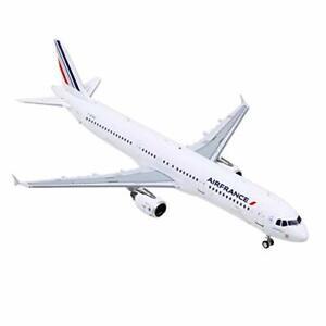 5920622-SOCATEC - Modellino A321 Air France F-GTAZ, metallo 1/200e bianco