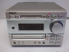 Sony DHC-MD373 Mini HiFi - Minidisc, Tuner, Amp and CD Player