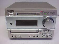 SONY dhc-md373 MINI HIFI-MINIDISC, sintonizzatore, amplificatore e lettore CD