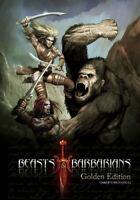 Savage Worlds Beasts and Barbarians Golden Edition JDR RPG VO Umberto Pignatelli