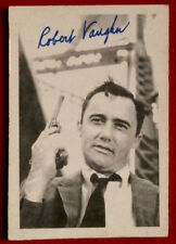 THE MAN FROM UNCLE - Robert Vaughn - Napoleon Solo - A & BC Ltd, Card #30 - 1965