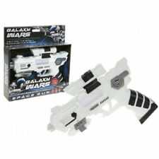 """Pistola de espacio 9.5"""" Sonido y Luz Galaxy WARS Diversión Niños Juego fantasía Navidad acción juguetes"""