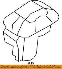 FORD OEM Headlamp-Sentinel Sensor DG9Z13A018E