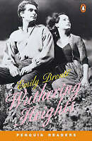 Very Good Bronte, Emily, Wuthering Heights (Penguin Readers (Graded Readers)), P