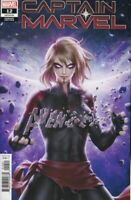 Captain Marvel, Vol. 11 12 Incentive Junggeun Yoon Variant Cover NEAR MINT