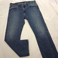 Polo Ralph Lauren Men's CLASSIC 867 Straight Leg Blue Denim Jeans Size 38 x 32