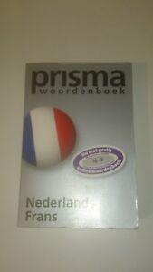 Prisma woordenboaek - Dictionnaire Neerlandais Français (Néerlandais)