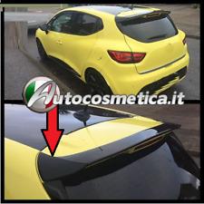 SPOILER SPORTIVO TETTO POSTERIORE RENAULT CLIO MK4 2012+ BERLINA 5 PORTE