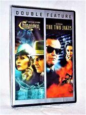 Chinatown/The Two Jakes [1974-1990] (Dvd, 2014) Jack Nicholson Faye Dunaway
