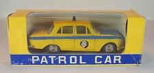 Novoexport UDSSR USSR 1/43 Moskvich 412 Patrol Car A 8 a.d. Bodenplatte OVP #247