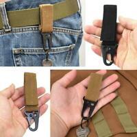 Backpack Survival Nylon Webbing Hook Carabiner Kit Clasp Gears