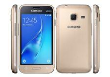 NUOVO Samsung Galaxy J1 primo 2016 DUAL Mini simunlocked 8 GB NERO SMARTPHONE WI-FI