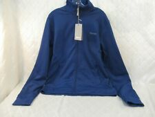 NWT Bench Track Jacket Royal Blue Embroidered Logo with Pockets XXL Mens