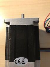 Nema 23 CNC Stepper Motor 1.9Nm (269oz.in) for CNC Mill Lathe Router Robot 23hs3