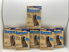 6 Pack Sergeant's Bansect Squeeze-on Dog Flea & Tick Control Medium Large Dogs
