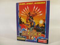Commodore Amiga STRIDER 2 Computer Game by Capcom!!