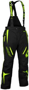 Castle X Fuel G7 Pant Black/Hi-Vis Snowmobile Pant sizes XL